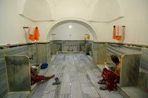 Warm up in Traditional Hamam