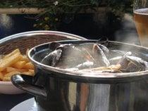 Moules Frites (Mosselen met Friet)