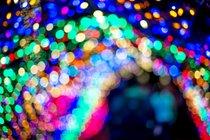 Luzes de Navidad de Houston