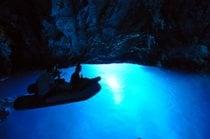 Die blaue Höhle