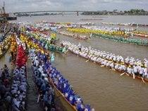 Water Festival or Bon Om Touk