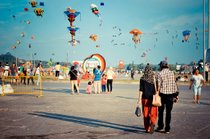 Borneo International Kite Festival