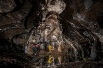 Dan-yr-Ogof, Centro Nacional de cavernas de Gales