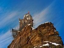 Jungfraujoch y el Observatorio de la Esfinge