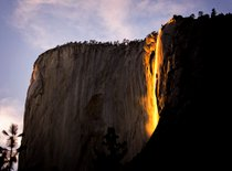 Horsetail Fall or Firefall