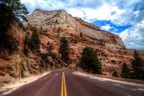 Der Zion-Mount Carmel Highway