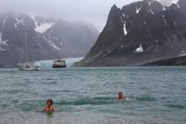 Ice-Cold Swimming
