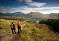 Paseo por las colinas o Munro Bagging