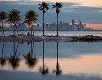 Tag der Arbeit in Miami Wochenende
