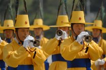 Cerimônia da Guarda de Honra