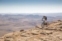 Biking the Desert