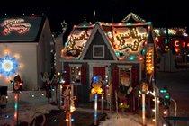 Las luces de Navidad más festivas de Pensilvania