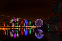 Luci di Natale in e vicino Phoenix, AZ