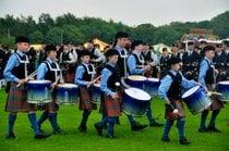 Juegos internacionales de las tierras altas de Berwick del Norte