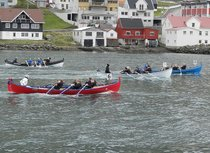 Rowing Competitions or Kappróður
