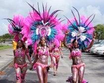 Aus Miami Broward Karneval