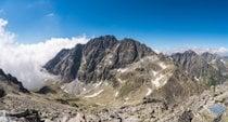 Climbing Gerlachovský Štít