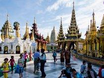 Visit Botataung Pagoda