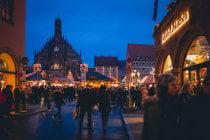 Mercados de Natal em Baviera