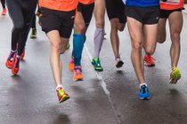 Nuova maratona del Hampshire
