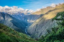 Dry Season in the Andes and Amazon
