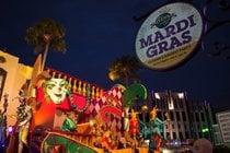 Universale Orlando Mardi Gras