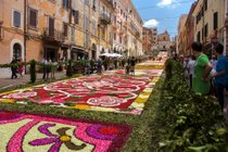 Infiorata Flower Carpet Festivals