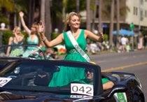 St. Patricks Tag Parade und Festival