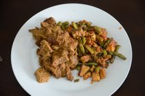 Malay Spicy Meat Rendang