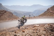 Mountain Biking in the Atlas Mountains