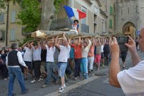 Saint Tulle's May Day in Cucuron