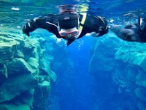 Snorkelling and Diving in the Mid-Atlantic Ridge
