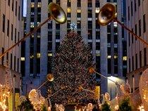 Árbol de Navidad del Centro Rockefeller