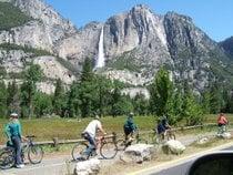 Radfahren im Yosemite Valley