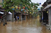 Central Vietnam Wet Season (Typhoon Season)