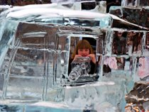 Festival del ghiaccio del Creek di Cripple