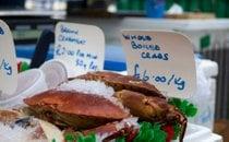 Langoustines, Cangrelhos e lagostas