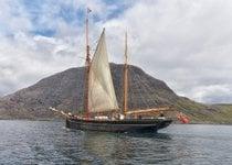 Navegando por las Islas Pequeñas