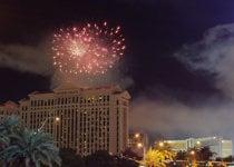 Fête de l'Amérique: Nouvel An de Las Vegas