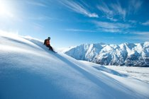Skiing and Snowboarding in Alaska