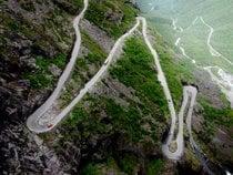 Trollstigen — a estrada de Troll