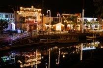 Long Beach Lumières de Noël