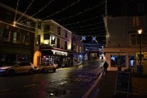 Christmas Lights and Events in Cape Cod
