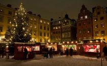 Marchés de Noël à Stockholm