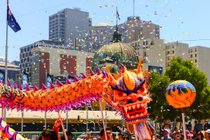 Chinese New Year in Melbourne
