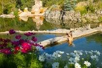 Aguas termales del Strawberry Park