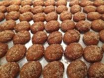 Melomakarona — Biscuitos de mel de Natal gregos