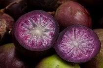 Manzana estrella o Caimito