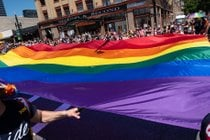 Utah Pride Festival in Salt Lake City