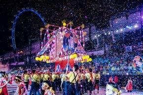 Chingay Parade